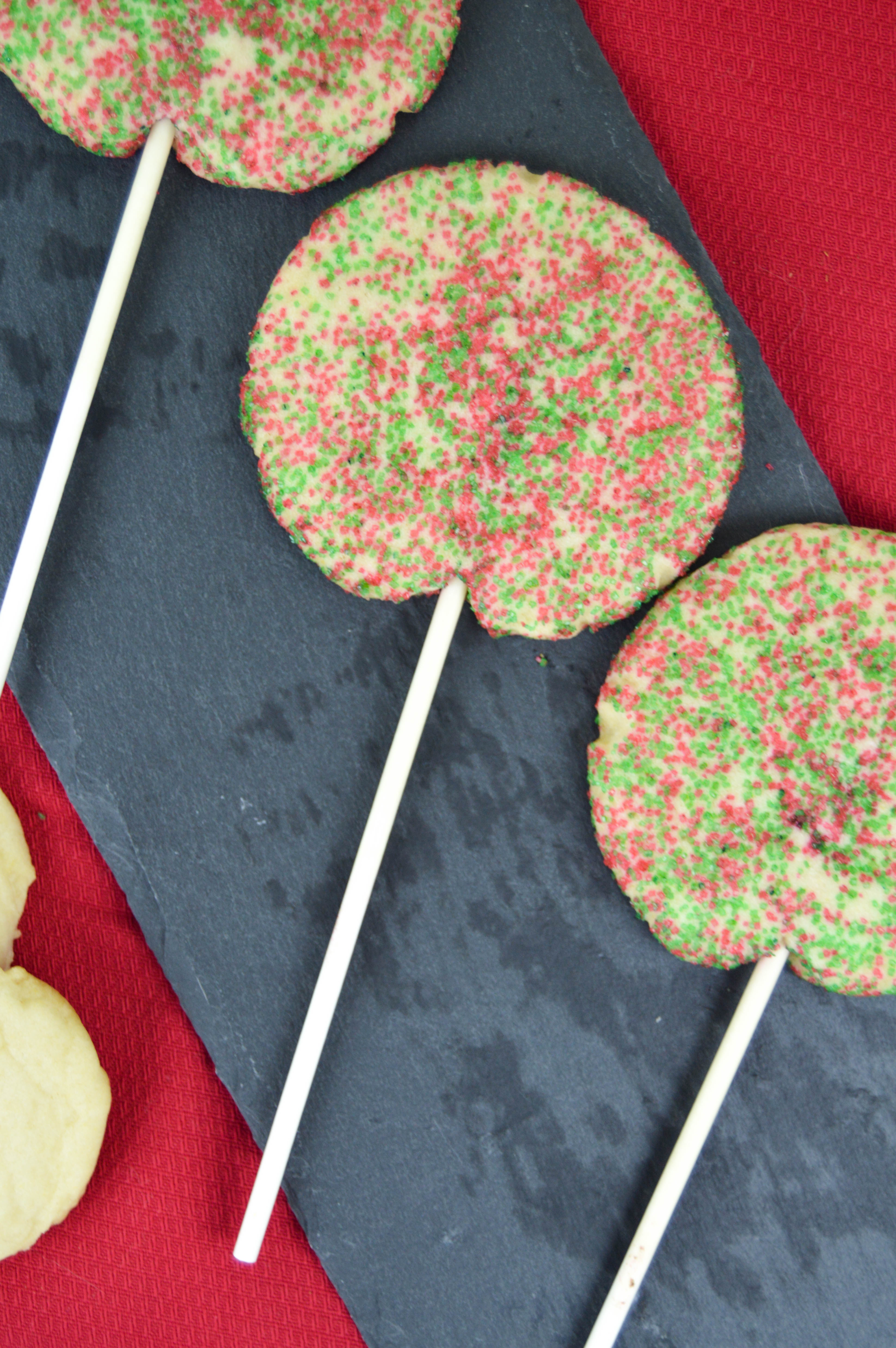 Christmas In July Sugar Cookie Pops Recipechatter