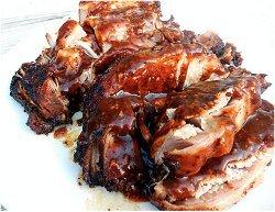 Parmesan Honey Pork Roast