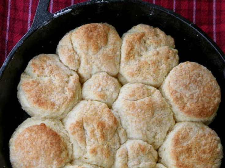 Paula Deen-Inspired Southern Biscuit Recipe