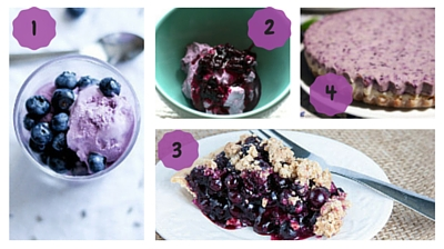 8 Berry Good Blueberry Dessert Recipes
