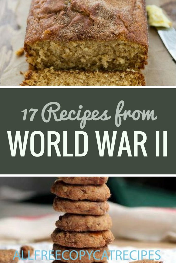 17 Recipes from
