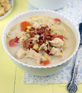 slow-cooker-chicken-chowder