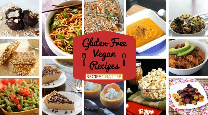21 Gluten Free Vegan Recipes
