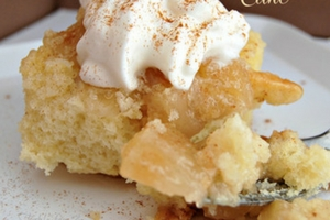 Just Like Mom's Apple Dump Cake
