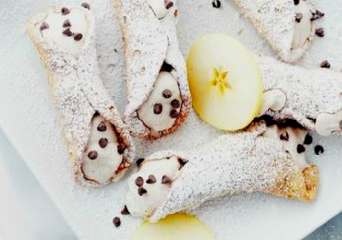 Apple Pie Cannoli Recipe