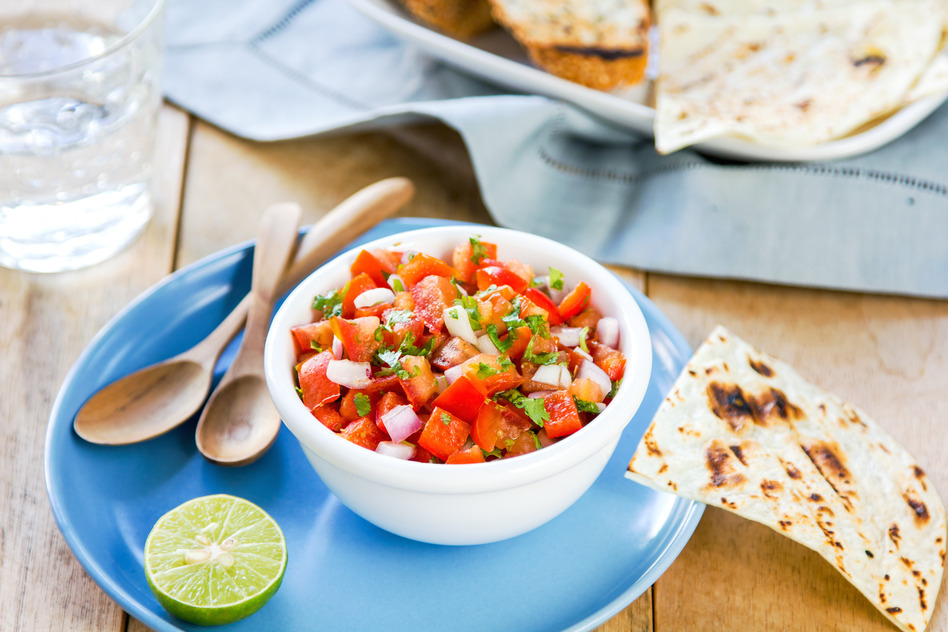 Two-Tomato Salsa