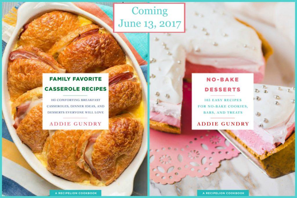 RecipeLion's 103 Recipes Cookbooks