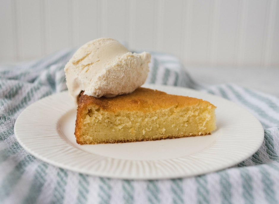 California Pizza Kitchen's Butter Cake