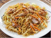Asian Chicken Casserole