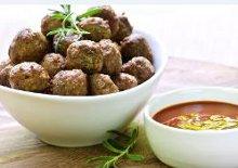 Beet Meatballs