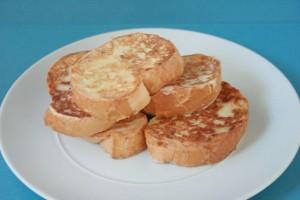 Vanilla Caramel French Toast