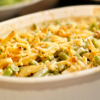 Twisted Chicken, Mushroom and Green Bean Casserole