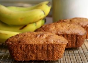 Slow Cooker Banana Bread