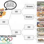 Olympics of Food Bracket Day Three