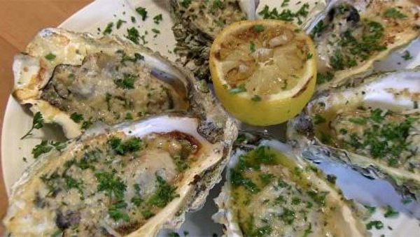 New Recipe Grilled Oysters On The Half Shell Recipechatter
