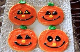 Crazy Face Sugar Cookies