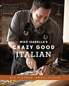 Mike Isabella's Crazy Good Italian Giveaway