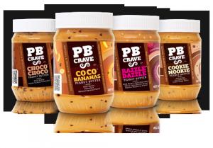 PB Craze Prize Pack