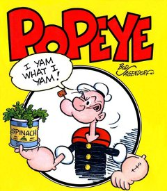 Popeye Spinach Giveaway