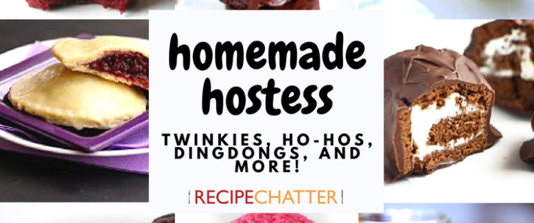 Your Guide to Homemade Hostess: Twinkie Recipes, Ho Hos, Ding Dongs & More