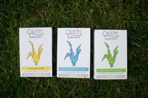 Quinn Popcorn Giveaway