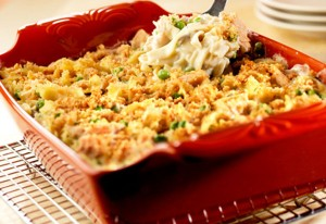 Family Favorite Tuna Casserole Recipe