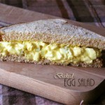Baked Egg Salad Recipe
