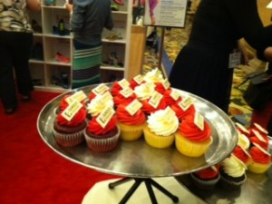 Yum...Red Velvet Cupcakes!