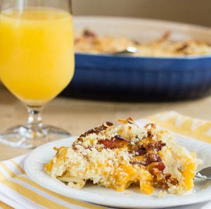 Special Hash Brown Casserole