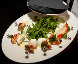 Lobster Caprese
