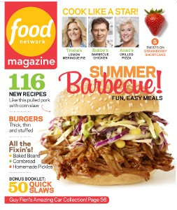 Food Network Magazine June Issue