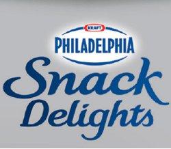 Kraft Philadelphia Snack Delights