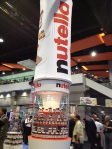 Nutella-Tower