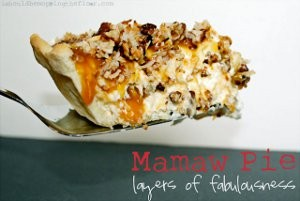 Mamaws Guilty Pleasure Pie