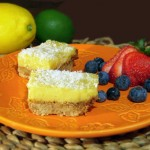 Lemon Dessert Recipes Featured