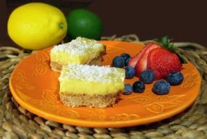 Lemon Dessert Recipes Featured