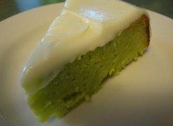 Limealicious Key Lime Cake