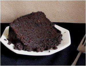 Gooey Chocolate Slow Cooker Cake