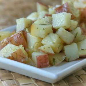 Packet Grilled Potatoes