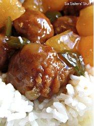 Slow Cooker Hawaiian Meatballs Recipe