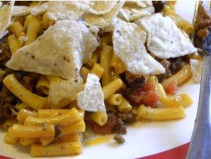 Nacho Cheeseburger Macaroni