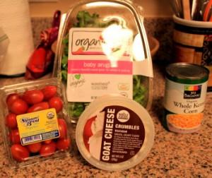 fresh-argula-corn-tomato-salad