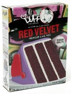 Duff Goldman Red Velvet Cake Mix