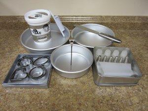 Duff Goldman Bake Pan Starter Kit