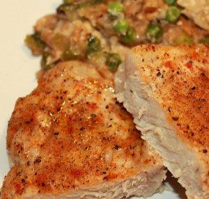 Easy Pork Chop Casserole