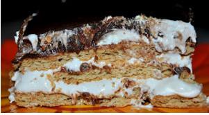 No Bake S'mores Casserole