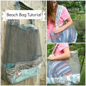 Mesh-Beach-Bag