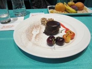 Lean Cuisine Dessert