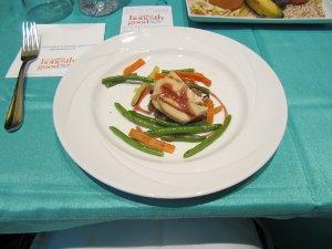 Lean Cuisine Pomagranate Chicken