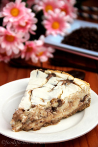Candy Bar Cheesecake